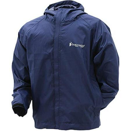 Frogg Toggs 541006 Stormwatch Jacket, Blue - Medium - image 1 of 1
