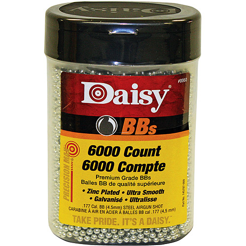 Daisy 6000ct BB Ammo