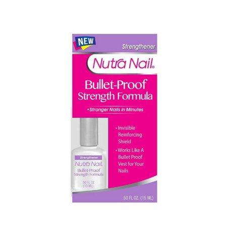 Nutra Nail Bullet-Proof-Strength Formula Nail Strengthener (Pack of (Nutra Nail Bullet Proof Strength Formula Reviews)