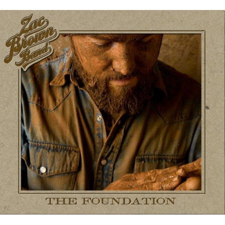 Zac Brown - The Foundation - CD Zac Brown Band Songs