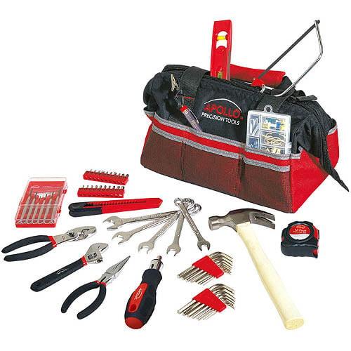 157-Piece Tool Kit in Bag