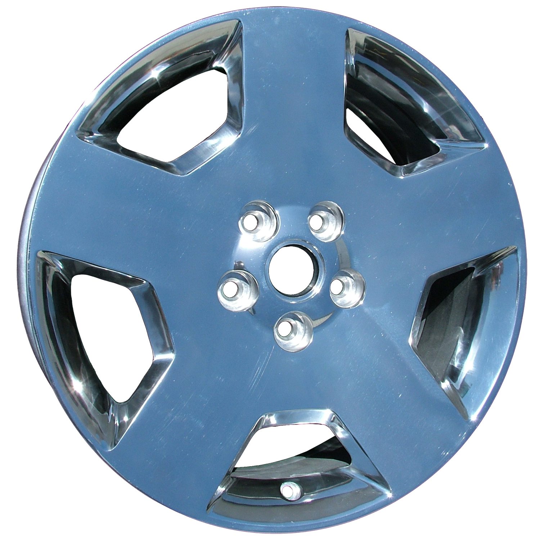 2006-2007 Chevrolet Monte Carlo  18x7 Aluminum Alloy Wheel, Rim Polished Full Face - 5074