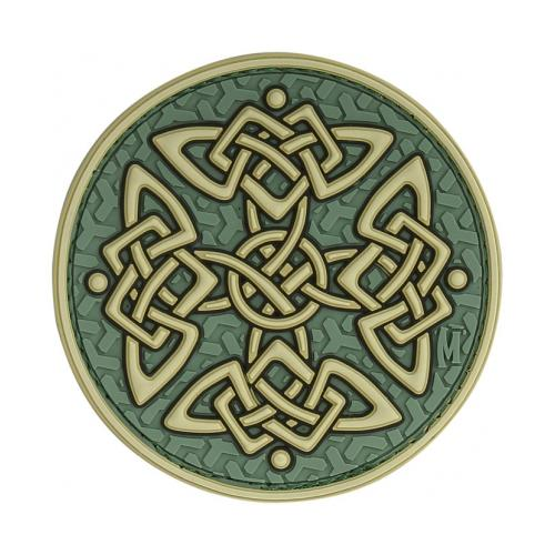 Maxpedition Celtic Cross Morale Patch,Full Color