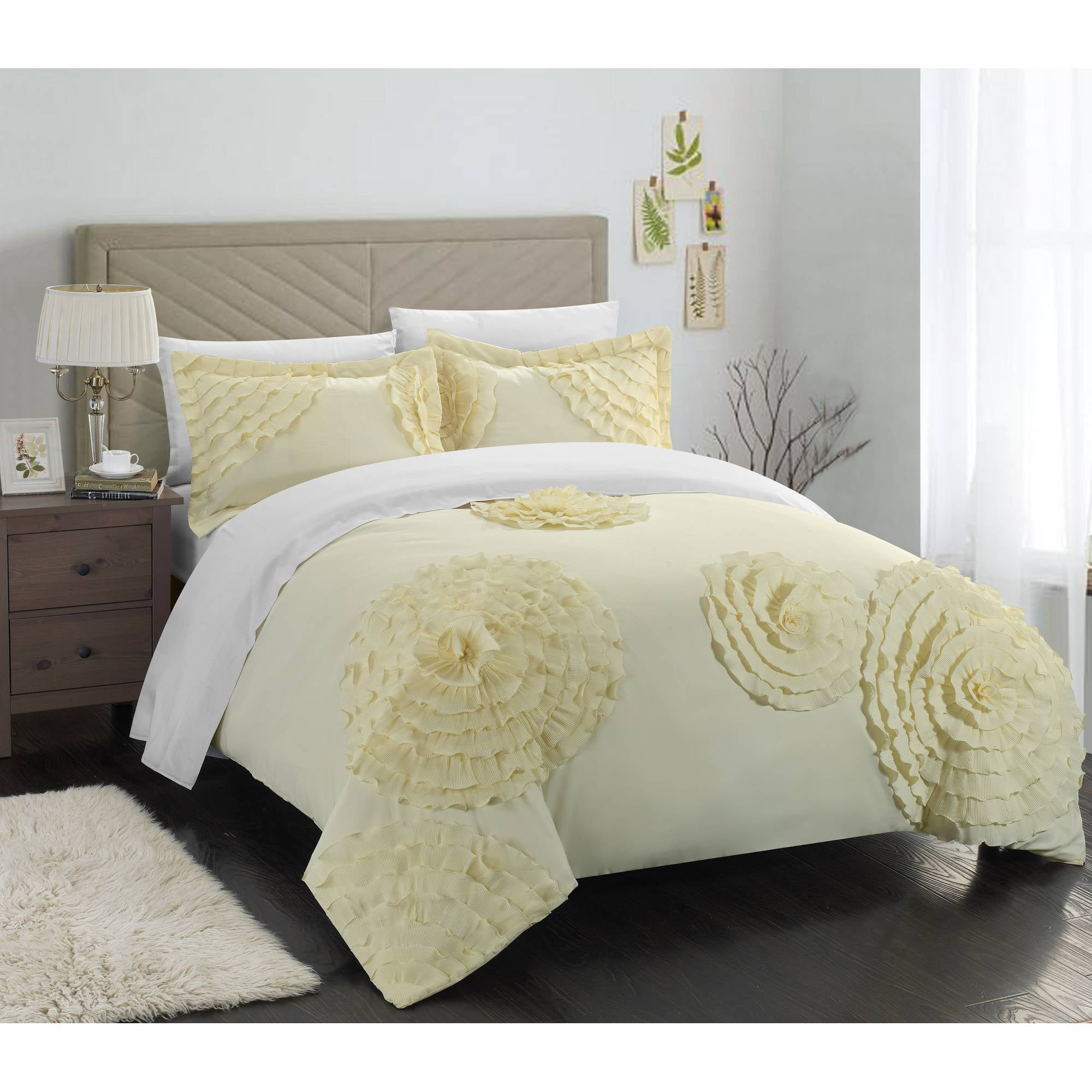 duvet and furnishings home pillowcase bedding set paloma covers pleat cover pleated