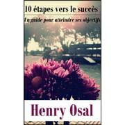 10 étapes vers le succès - eBook