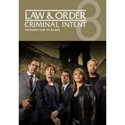 Law & Order: Criminal Intent - Season 8 (DVD)