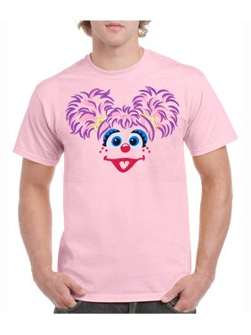 be565005 Product Image Sesame Street Abby Cadabby Adult T-Shirt