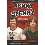 Comedy Central's Kenny Vs. Spenny: Volume One (Uncensored) by COMEDY CENTRAL
