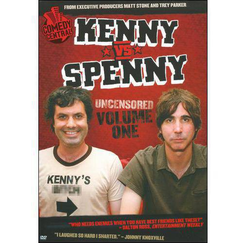 Comedy Central's Kenny Vs. Spenny: Volume One (Uncensored)