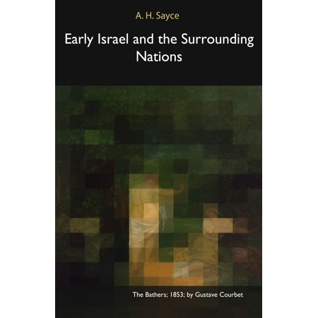 Early Israel and the Surrounding Nations - eBook