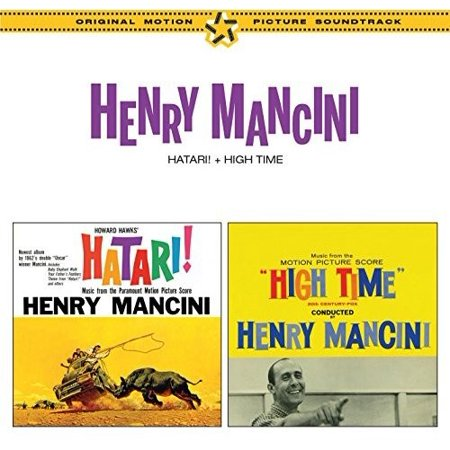 Halloweentown High Soundtrack (Hatari! / High Time (1962 & 1960) Soundtrack)