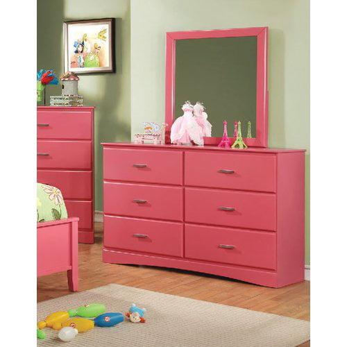 Zoomie Kids Krish 6 Drawer Double Dresser