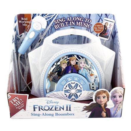 Disney Frozen 2 Boombox Disney Princess Cd Boombox