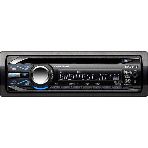 sony car cd w mp3 rds blue lumination walmart com rh walmart com Home Theater Sony Blue Ray Model 300 Sony STR-DE197