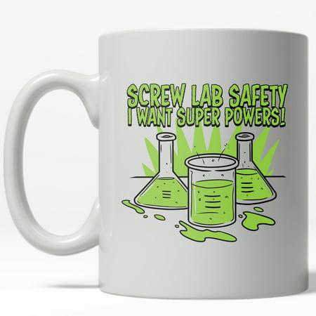 Screw Lab Safety Mug Funny Science Teacher Coffee Cup-11oz](Teacher Coffee Mugs)