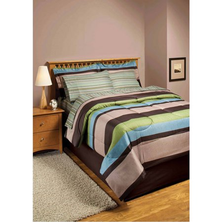 Image of In Style Kent Bed in a Bag Bedding Set