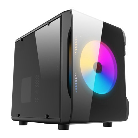 ATX Computer Gaming PC Case USB 3.0 for Medium and Small boards Under 250*255mm for DIY Computer