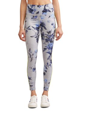 Product Image Floral Side Stripe Legging Women s (Indigo Grey) 7bdf62b9e2a2
