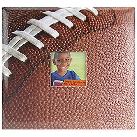 Football Scrapbooking - Sport & Hobby Postbound Album 12''X12'', Football