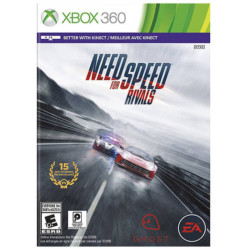 Need for Speed: Rivals (Xbox 360) - Pre-Owned