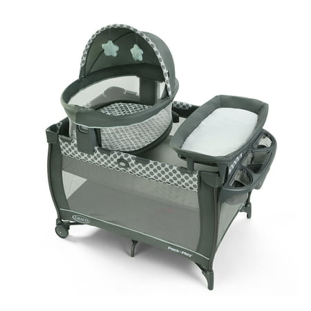 Graco Pack 'n Play Travel Dome LX Playard, Kenton