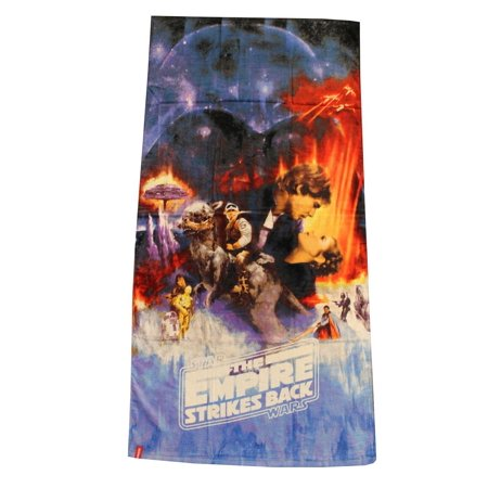 Star Wars: The Empire Strikes Back Beach Towel - Star Wars Tower