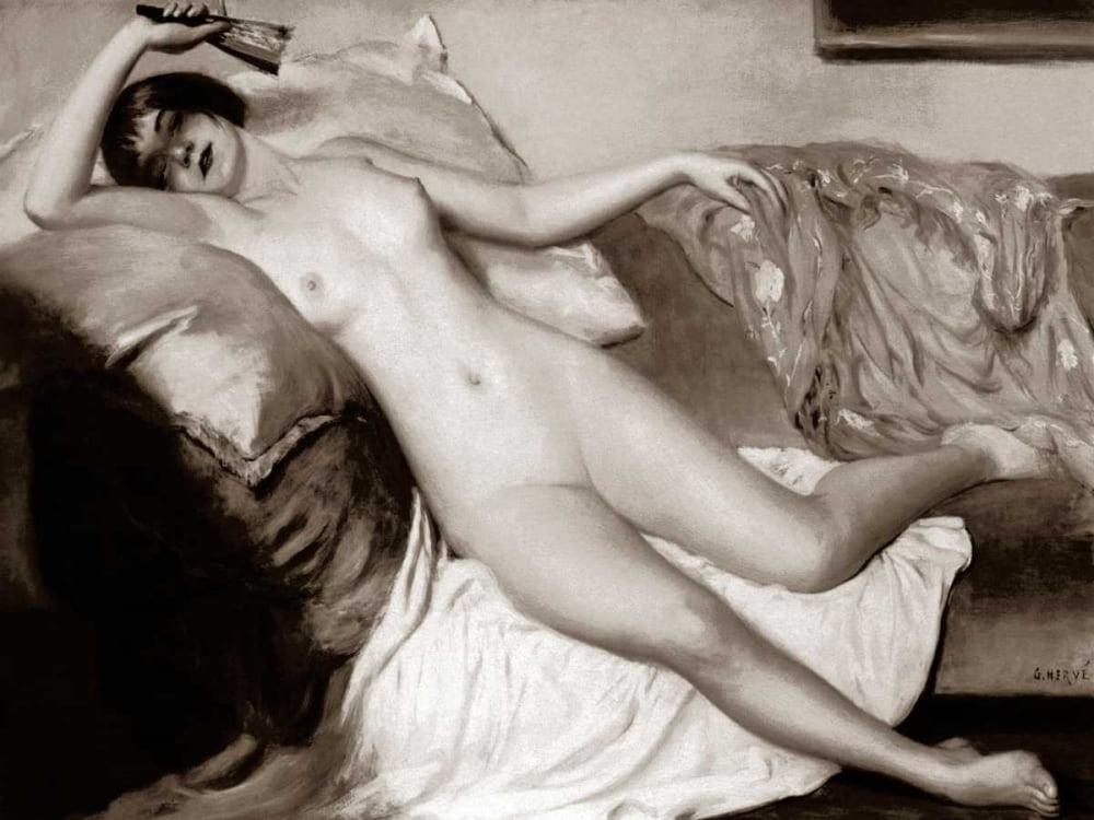 Retro Nudists Foto