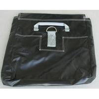 Moose Supply 4-Pack Vinyl Sand Bag for Commercial Bounce Houses, Blue