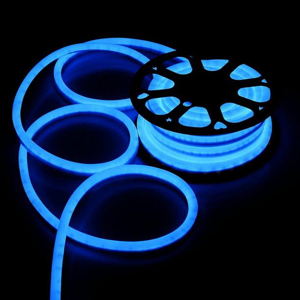 110v Blue Flexible Led Neon Rope Light
