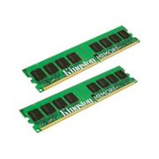 Kingston Technology 2GB Kit (2x1GB) 667MHz Low Power Single Rank Memory for HP/Compaq System Specific (KTH-XW9400LPK2/2G) -Refurbished
