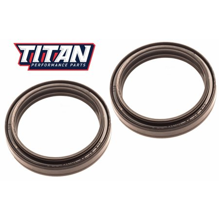 Cr250 Fork Seals (Honda CR250 CRF250 CRF450 CRF 250R 250X 450R 450X Titan Fork Oil Seal)