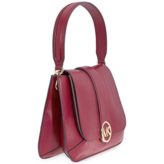 6ec55f8c69ad Michael Kors - Michael Kors Lillie Medium Leather Shoulder Bag ...