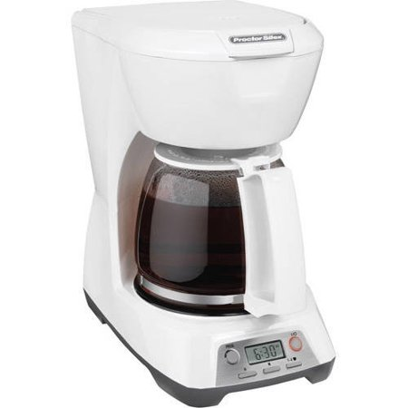 Proctor Silex 12-Cup Programmable Coffeemaker