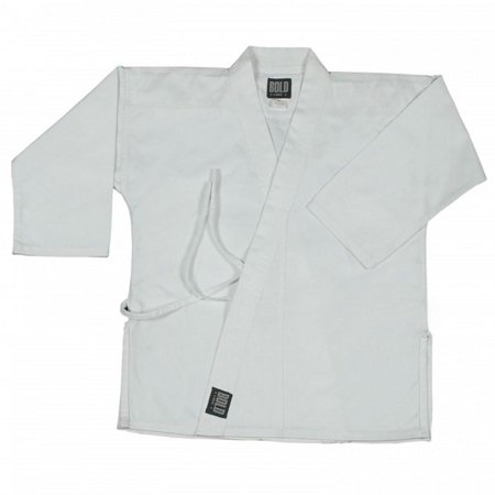 8.5OZ SUPER MIDDLEWEIGHT TRADITIONAL TOPS karate gi top by bold