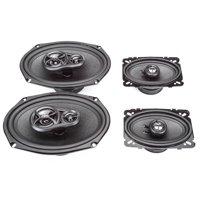1999-2000 Oldsmobile Alero Complete Factory Replacement Speaker Package by Skar Audio