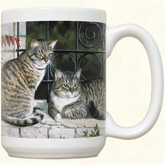 Fiddlers Elbow c201 Kitkat And Boots Mug, Pack Of 2