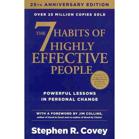 7 Habits Of Highly Effective People (Paperback) (The 7 Traits Of Highly Effective People)
