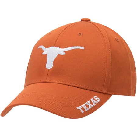 Texas A&m Aggies Sport Hat - Texas Longhorns Silhouette Adjustable Hat - Texas Orange - OSFA