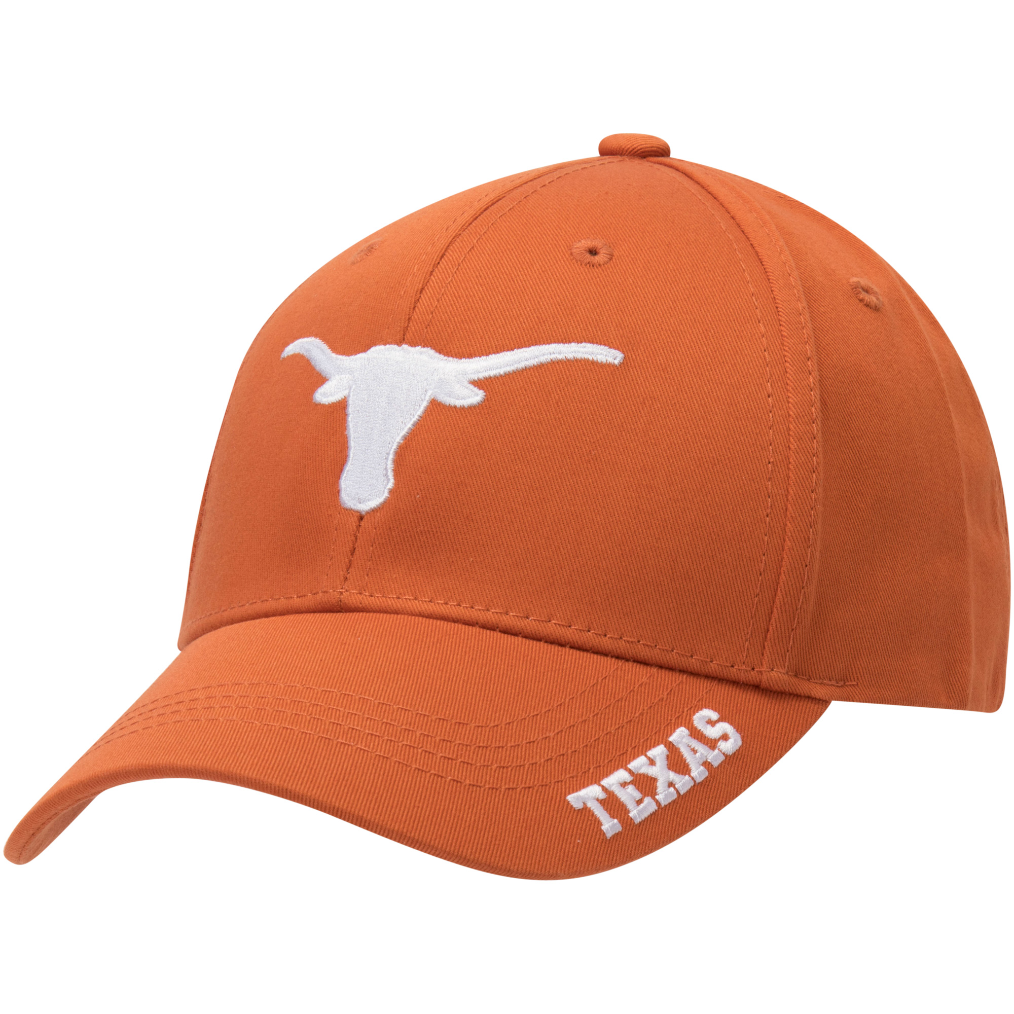 Men's Texas Orange Texas Longhorns Silhouette Adjustable Hat - OSFA