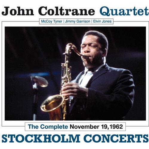 Complete November 19 1962 Stockholm Concerts