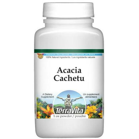 Acacia Cachetu Powder (1 oz, ZIN: 518785)