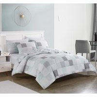 American Original Geo Blocks Bed In A Bag Comforter Set