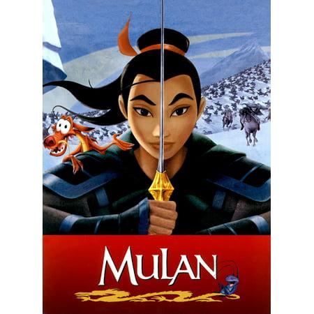 Mulan (1998) 27x40 Movie - Mulan Halloween