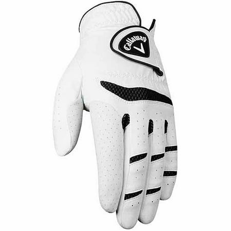 Callaway Mens Fusion Pro Golf Gloves Regular Large Right