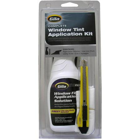 Gila Automotive Window Tint Complete Application Kit. Gila Automotive Window Tint Complete Application Kit   Walmart com