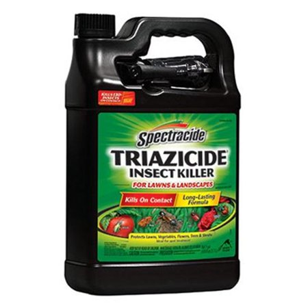 10525 Ready To Use Triazicide Soil & Turf Insect Killer, Gallon