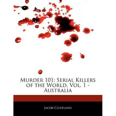 Murder 101: Serial Killers of the World, Vol. 1 - Australia - image 1 de 1
