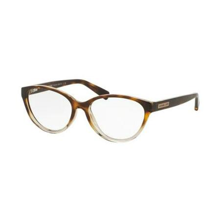 12eef557ac18 MICHAEL KORS Eyeglasses MK 8021 3125 Tortoise Clear 50MM - Walmart.com