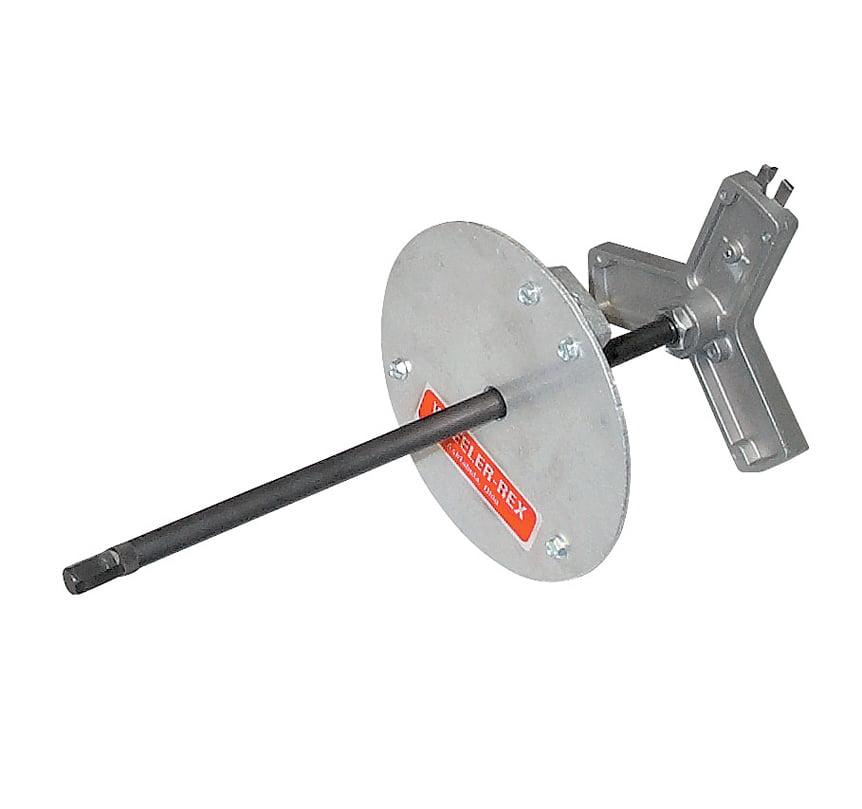 """Wheeler-Rex 6000 Internal Pipe Cutter 6"""" by Wheeler-Rex"""