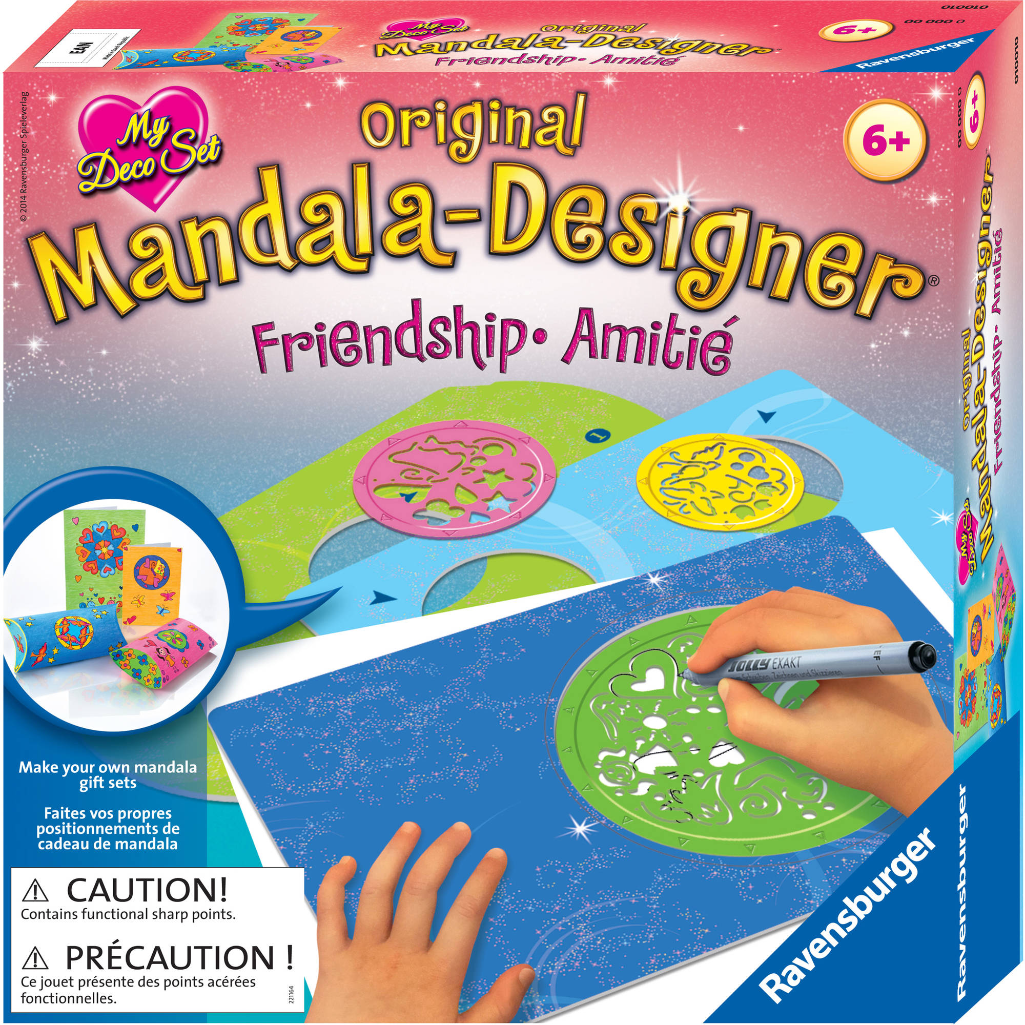 Friendship Mandala Designer My Deco Set